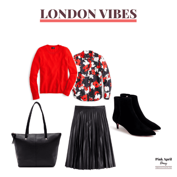 LONDON VIBES - My Styles From Jcrew
