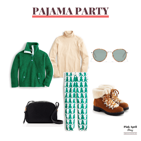 PAJAMA PARTY - My Styles From Jcrew