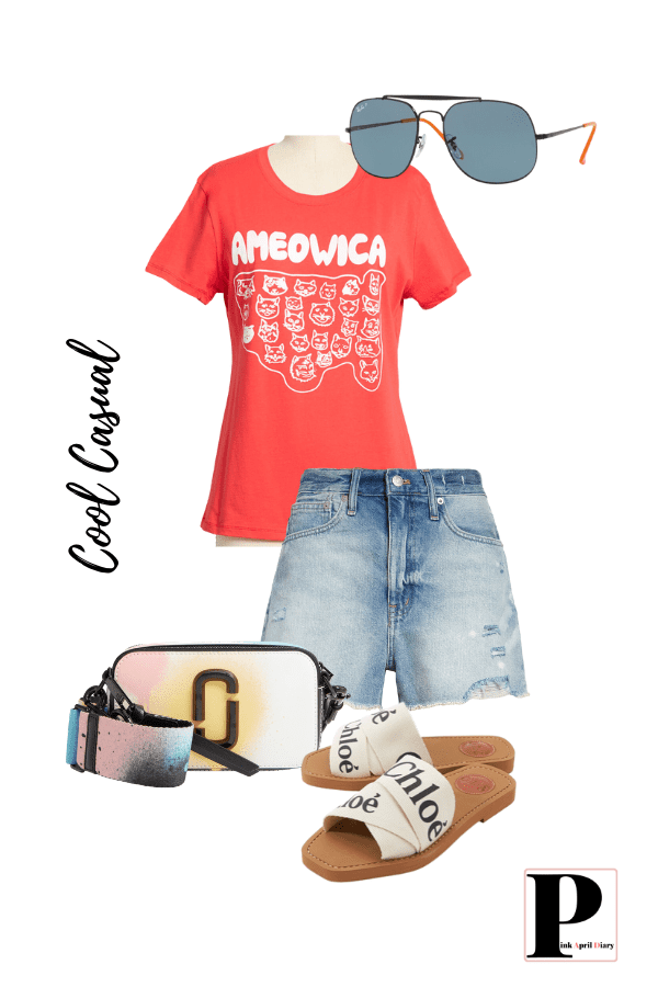 4th Of July Outfits - Cool Casual