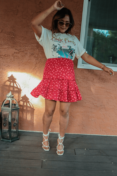 Graphic tee - outfit 4