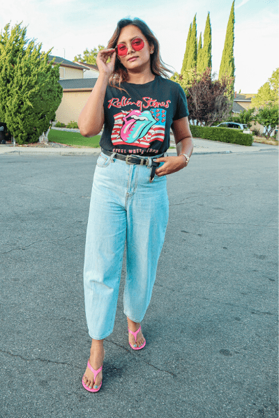 Graphic tee - Outfit 7