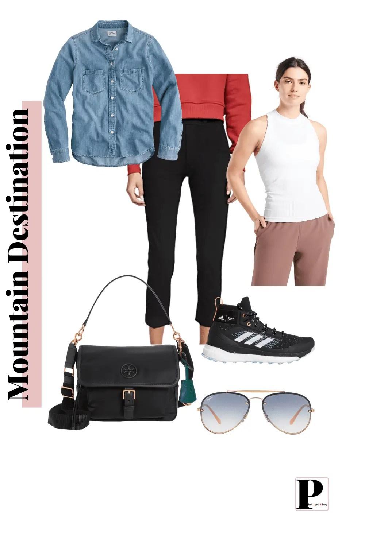 Weekend Getaway - Mountain - outfit 2