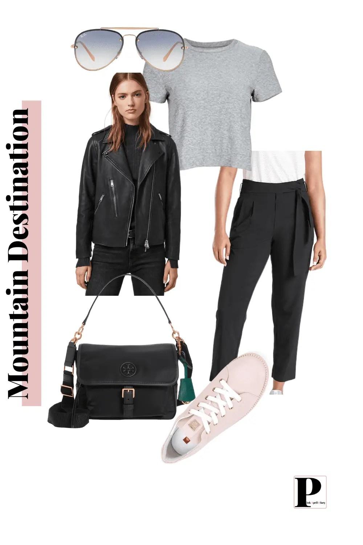 Weekend Getaway - Mountain - Outfit 3