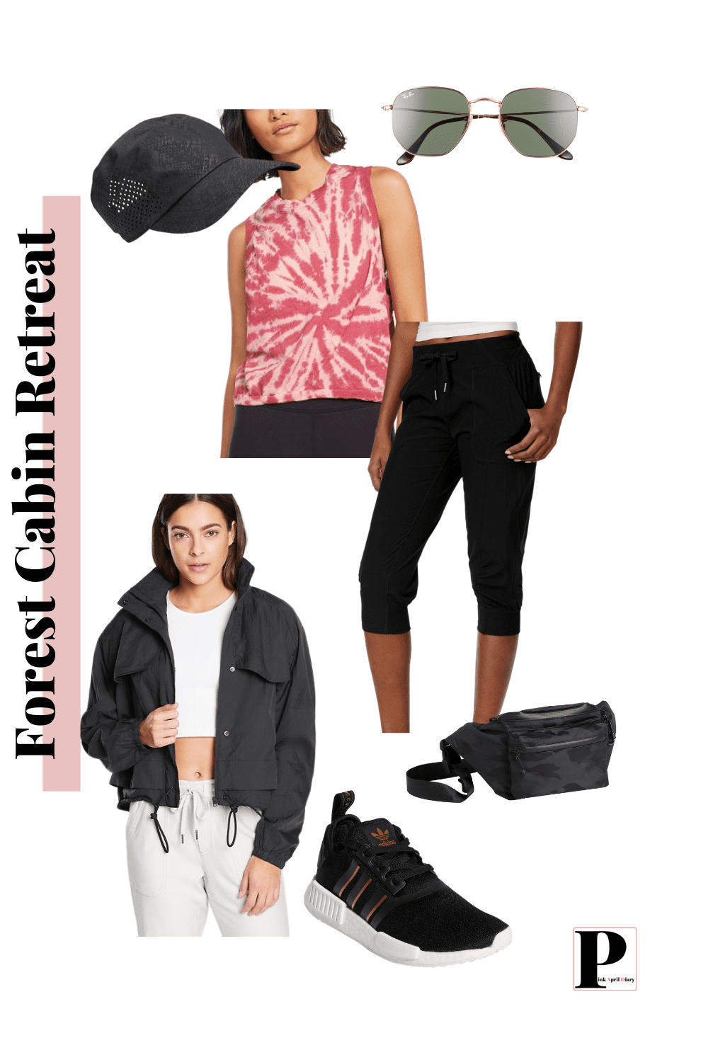 Weekend Getaway - Forest - outfit 1