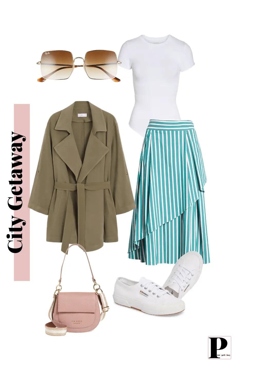 Weekend Getaway - City - Outfit 2