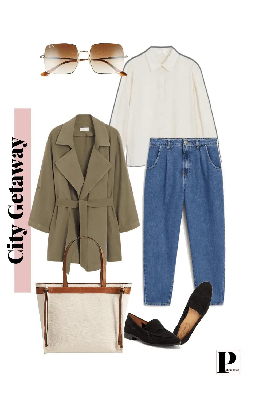 Weekend Getaway - City - Outfit 3