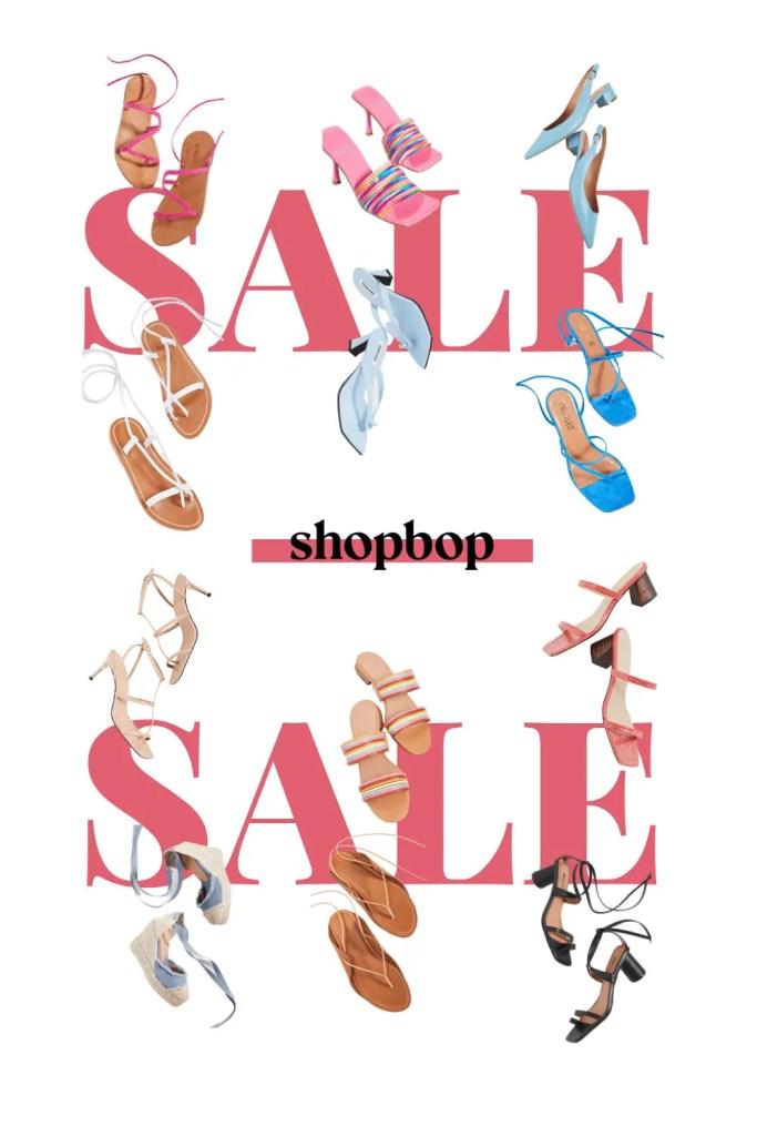 Shopbop Summer Shoe Sale Top Picks - Pinterest