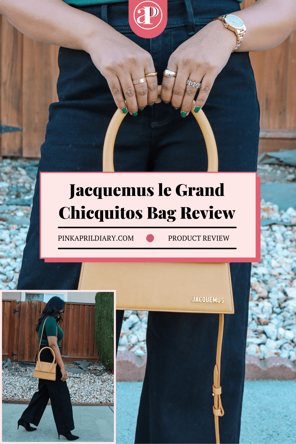 Jacquemus le Grand Chiquito Bag Review - Is it Designer Worthy