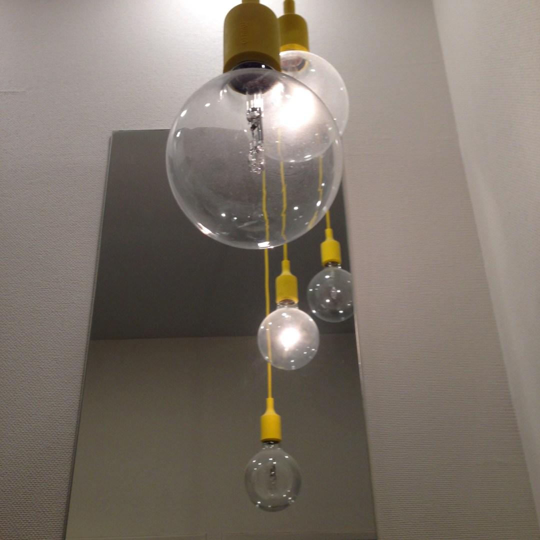 Luminaires SDB Slo Hostel