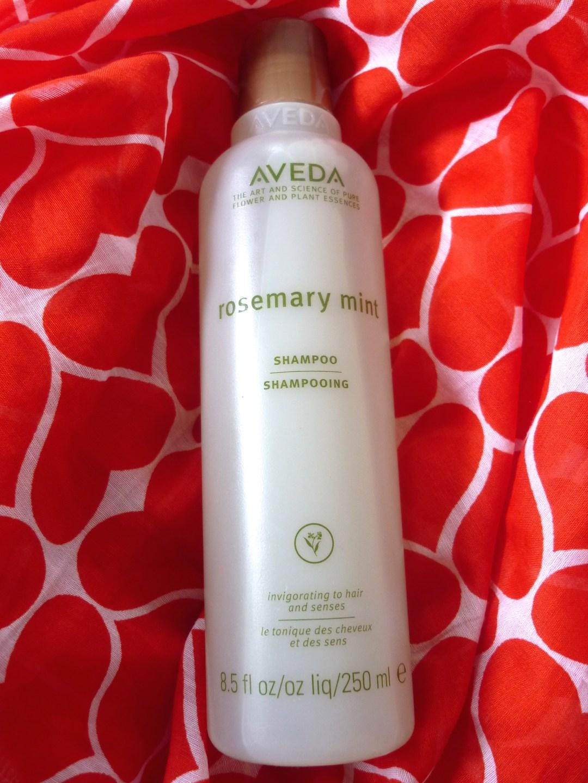 Aveda Rosemary Mint shampooing