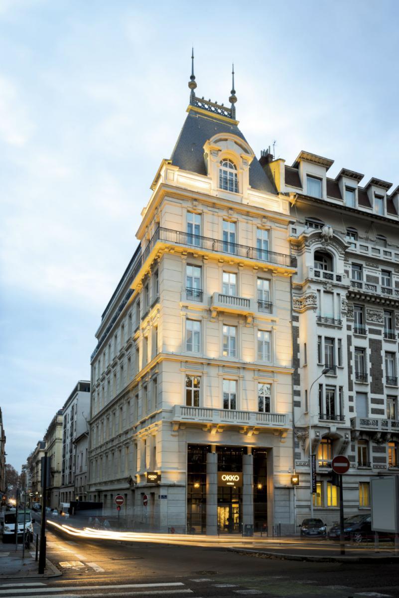 okko-hotels-lyon_façade