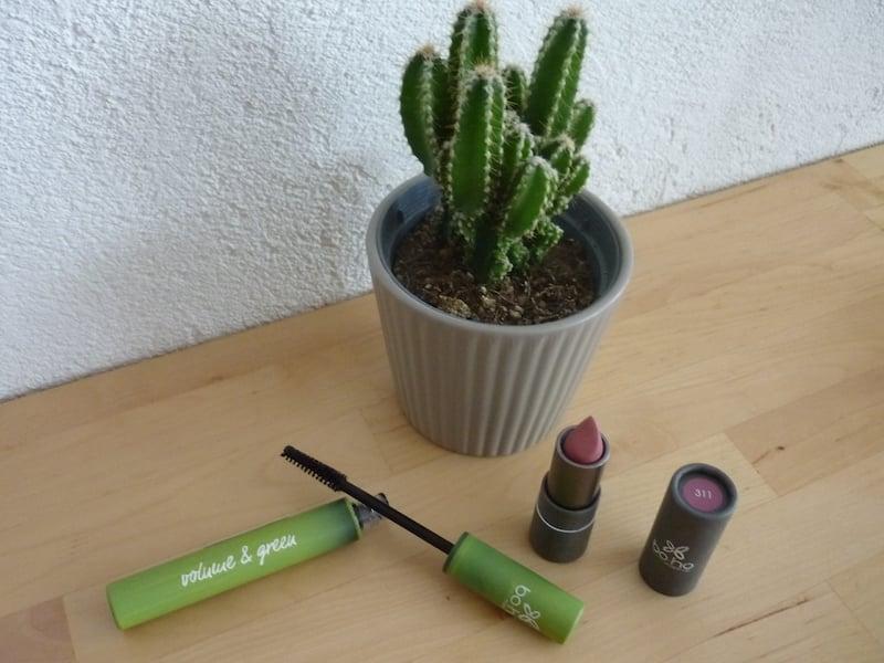J'ai testé le maquillage bio Boho Green