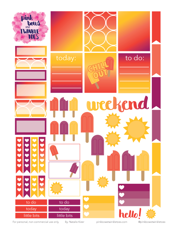 PBTT-Sunset-Treats-Sticker-Sheet