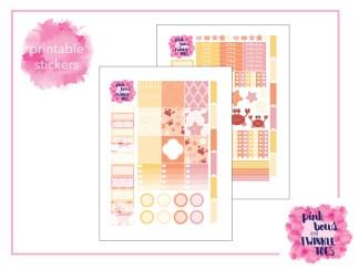 PBTT Horizontal Sandy Shores Sticker Kit Two Page