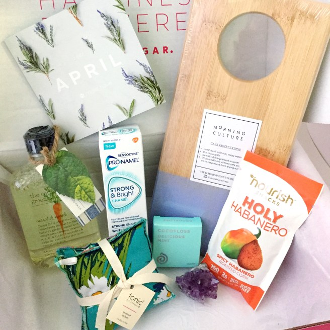 POPSUGAR Must Have Review: April 2017 - Pink Bows & Twinkle Toes