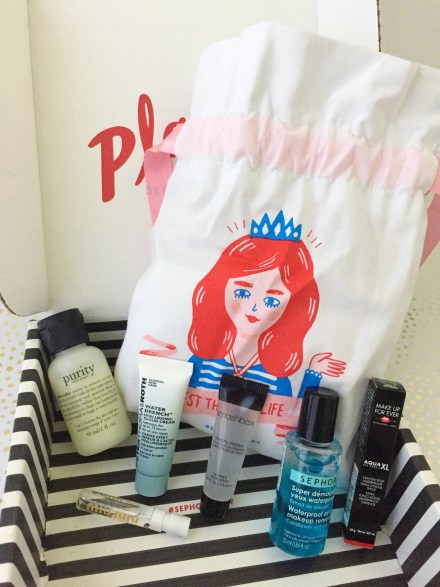 PLAY! by Sephora Review: April 2017 - Pink Bows & Twinkle Toes