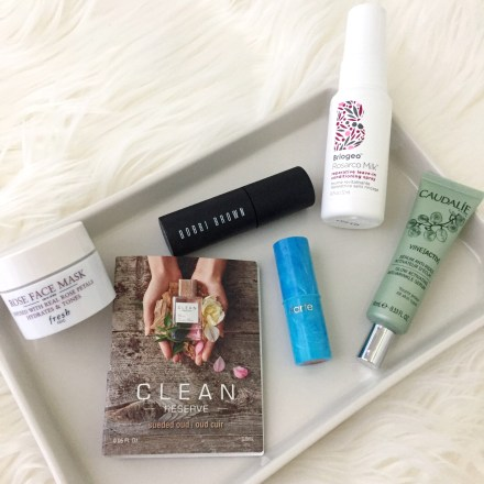 PLAY! By Sephora Review: July 2017 - Pink Bows & Twinkle Toes