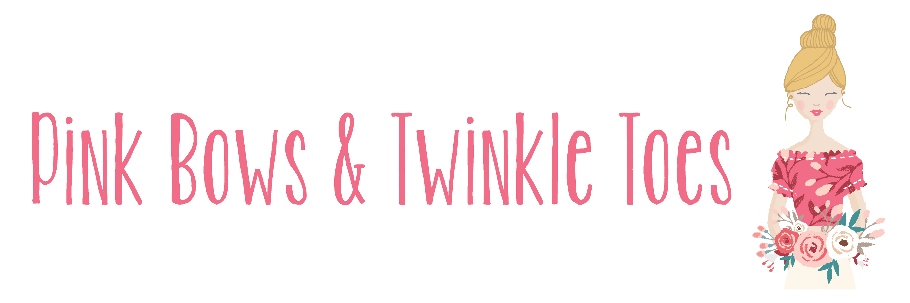 Pink Bows & Twinkle Toes