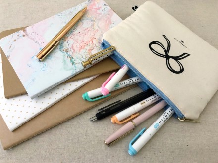 Back to School: Top 5 School Supplies - Pink Bows & Twinkle Toes