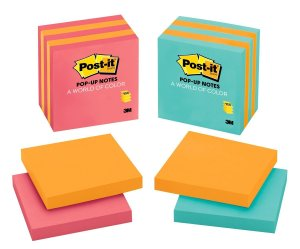 Post-it Notes - Top 5 School Supplies