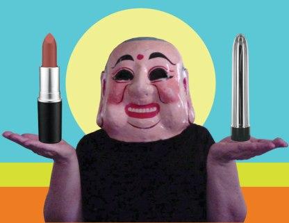 Vibrator or Lipstick