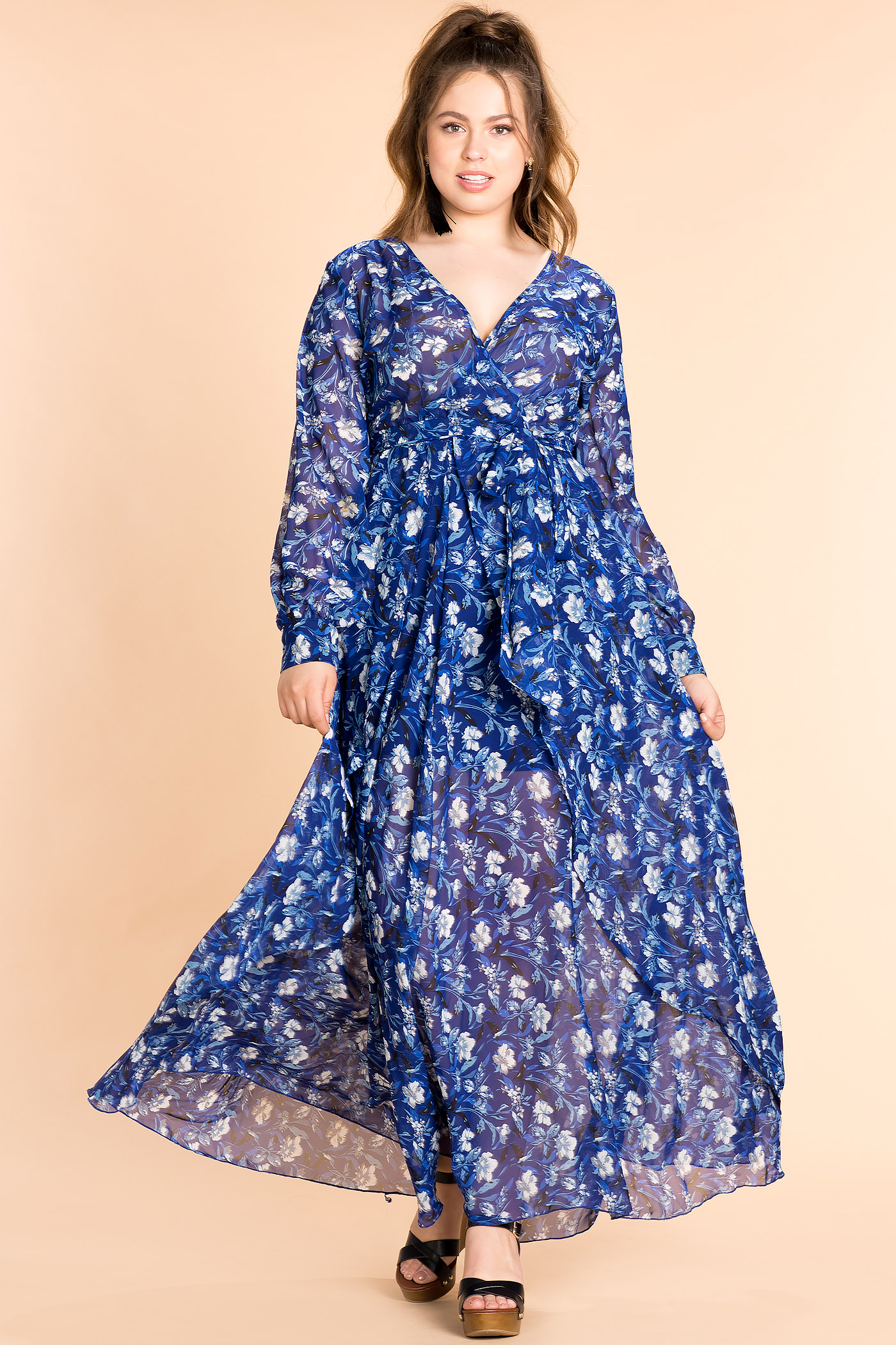 Plus Size Maxi Dresses For Spring Amp Summer