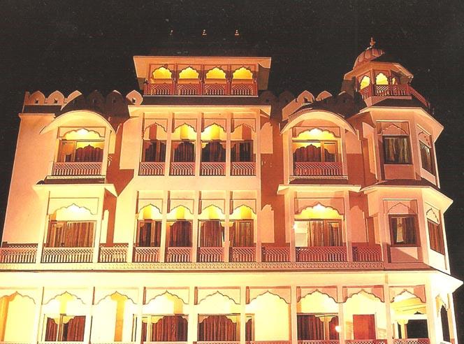 Ja-hotel sarang palace jaipur