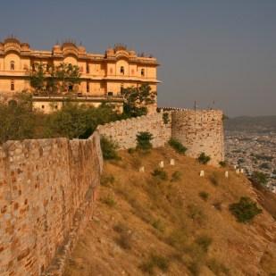 Nahargarh Fort (Tiger Fort), Jaipur, Rajasthan