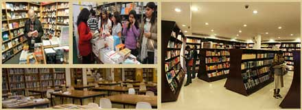 book-shopping-and-book-reading