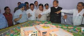 rajasthan international center