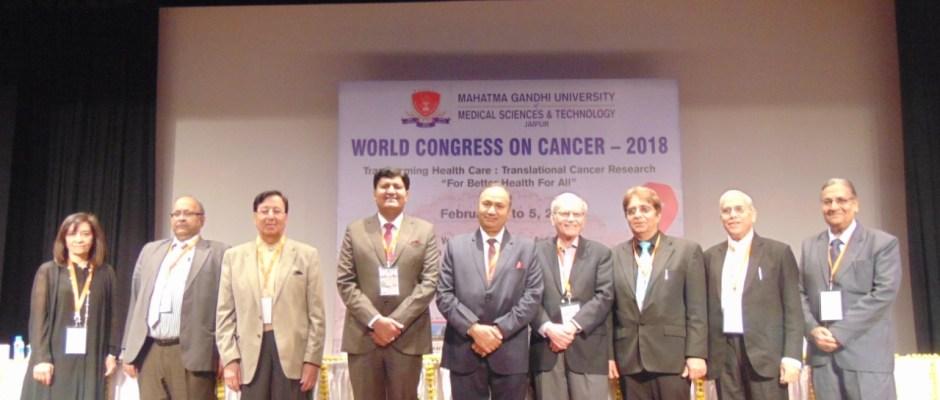 Three Day World Congress on Cancer