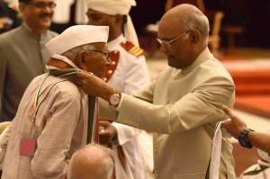 freedom fighter Shri Rameshwar Chaudhary