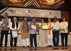 MUJ Swachh Campus Rankings Award
