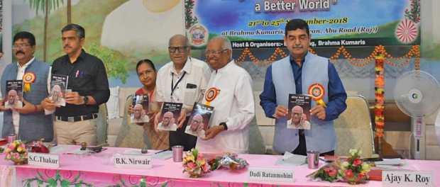 biographical book released on senior journalist Kalyan Singh Kothari