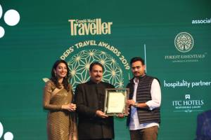 9th Conde Nast Traveler India Readers Travel Awards 2019