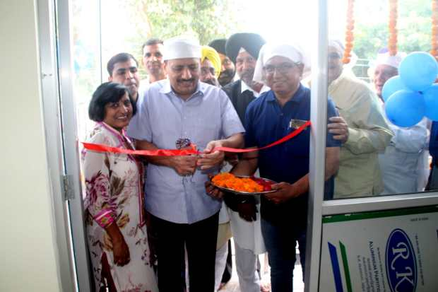 inaugurates new campus of Homoeopathic Hospital