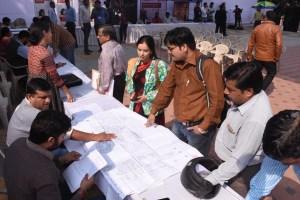 Inauguration of JDA Housing Scheme Fair