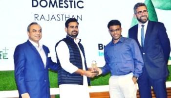 Rajasthan gets the best wedding destination award