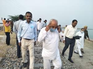 rescue operation in Sambhar