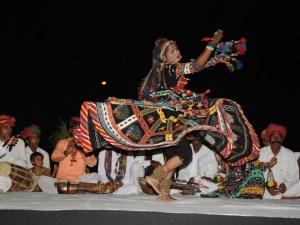 Kusum Bhawai Dance