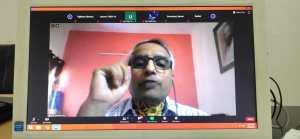 Prof. Umesh Arya