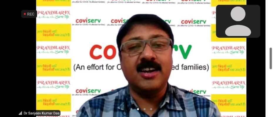 Koviserv will empower Kovid-19 affected families