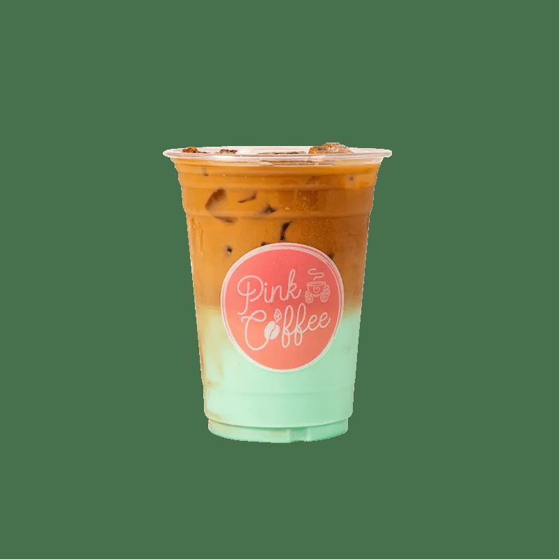 Green Mint Latte