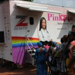 Inaugural Mission PinkCruise in Agbor