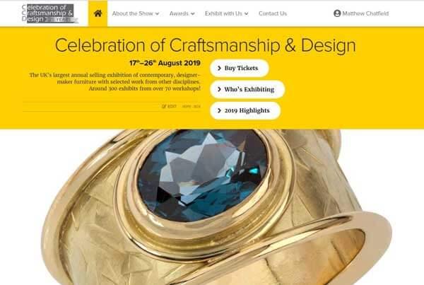 Celebration of Craftsmanship & Design
