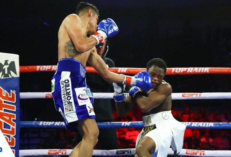 Dogboe falls to Navarette again in rematch