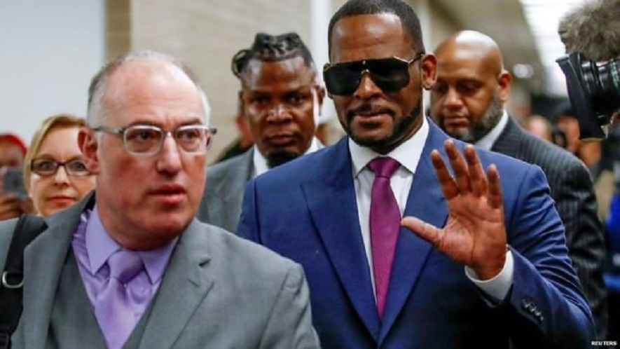 R. Kelly facing 11 more sex crime charges