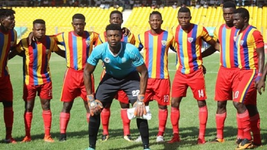 NC Special Cup Tier II Hearts dumped out Kotoko reach quarterfinals