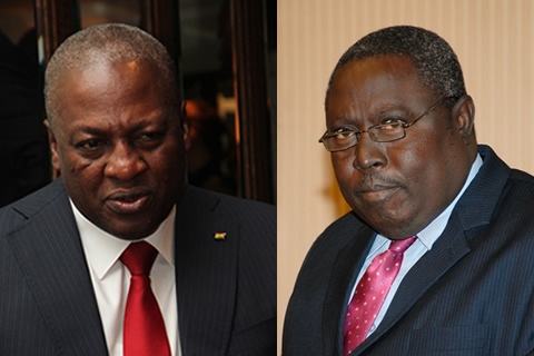 I'm disappointed in Amidu for labelling me as 'Government Official 1' – Mahama