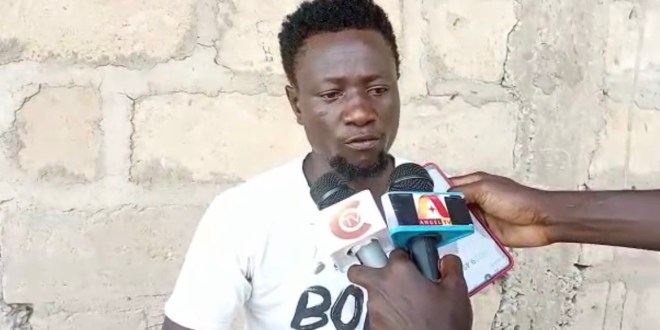 Boy, 21, Brutalised By Cabinet Minister For Owning an NDC Flag